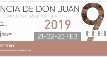 APLIPUR en la Feria de Febrero de Valencia de Don Juan (León)